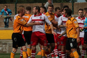 Players, Stirling Albion. 15.08.2015