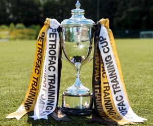 Petrofac training cup