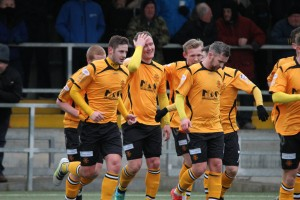 Annan Celebrate, Weatherson, Edinburgh City, 11.02.2017